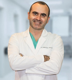 Dr Daniel Saco Vertiz