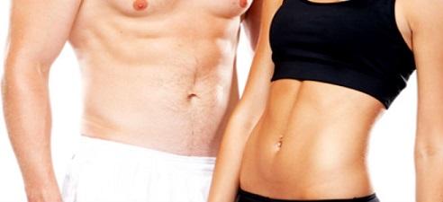 marcación abdominal lima