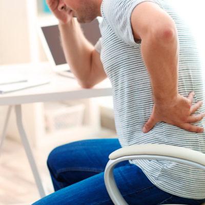 back pain lima