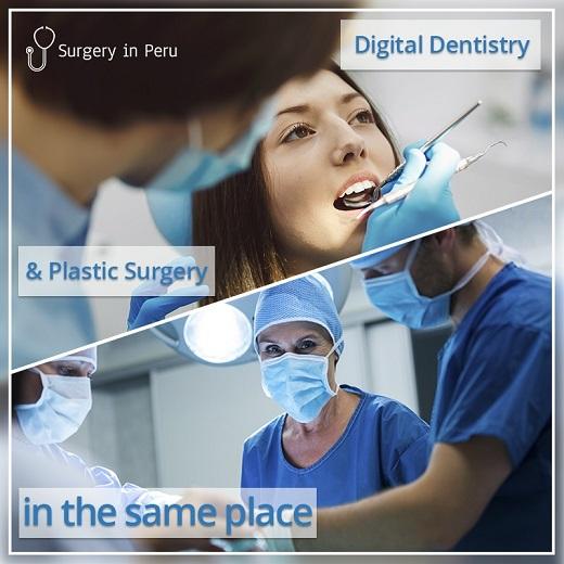 plastic surgery digital dentistry same place lima